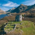 This article offers a fresh look at some of the castles built by the Welsh princes during the twelfth and thirteenth centuries. Were they built for defensive purposes, or were they merely a status symbol for the princes who commissioned them?