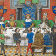 Some of these foods were available when King Richard III was on the throne, others were not. Can you guess what might have been on your shopping list back in 15th century England?
