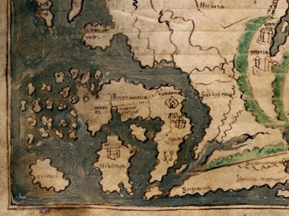 Medieval Maps of Britain1