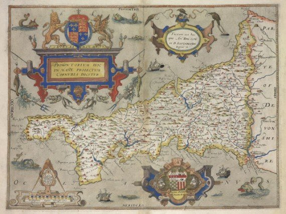 Medieval Maps of Britain14