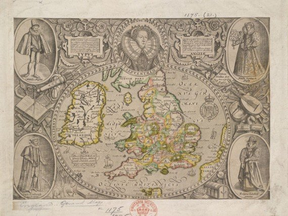 Medieval Maps of Britain15