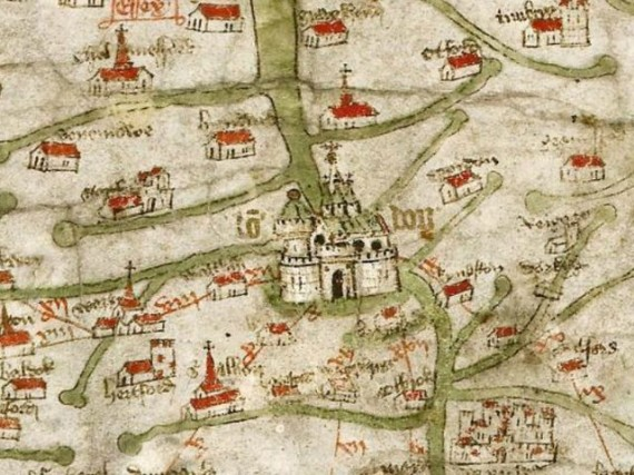 Medieval Maps of Britain7