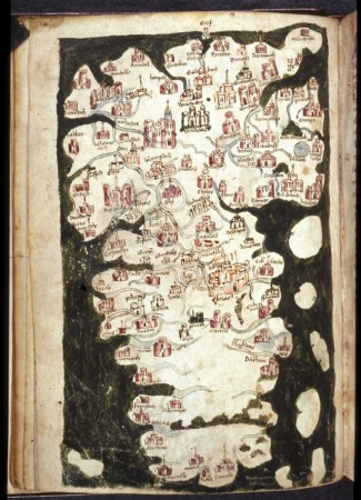 Medieval Maps of Britain8