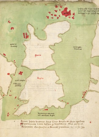 Medieval Maps of Britain9