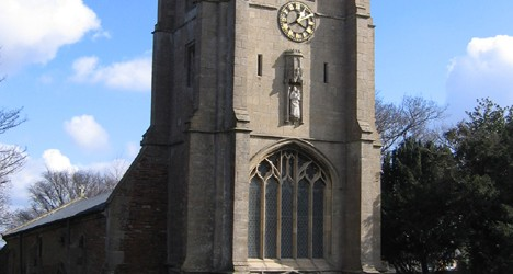 St Mary's Church in the English village of Cowbit has received £8,000 from the Heritage Lottery Fund (HLF) for a project to conserve and communicate the heritage of the 14th-century building and its clock.