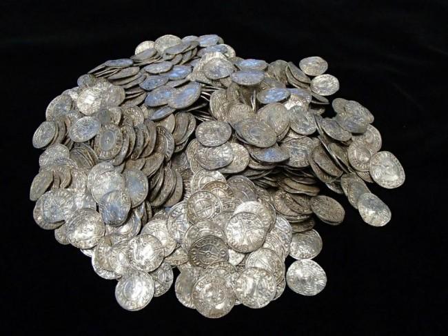 lenborough hoard - photo courtesy British Museum