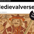Take a look at our new Digital Magazine - The Medievalverse - which offers you the best of each week's posts from Medievalists.net