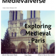 Our third issue is now ready! We go to Paris this week, with three exclusive features: The Catacombs – Go down into the depths of Paris, which has a fascinating […]