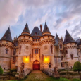 A beautiful French Renaissance castle on sale for 5.7 million euros.