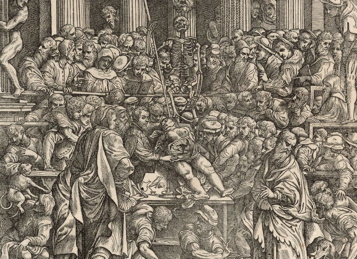 Visualizing the Body: A Symposium in Honor of the 500th Anniversary of Vesalius' Birth