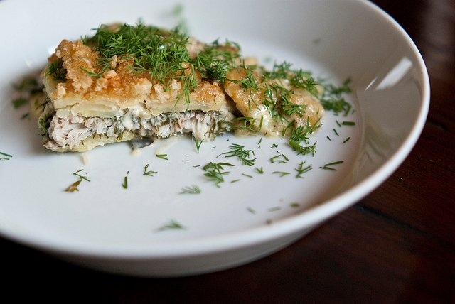 Herring Pie - photo by Stijn Nieuwendijk / Flickr