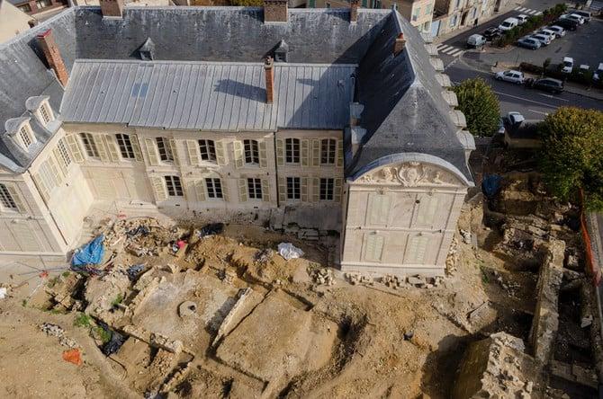 Viarnes archaeological sites - photo by Denis Gliksman/ Inrap