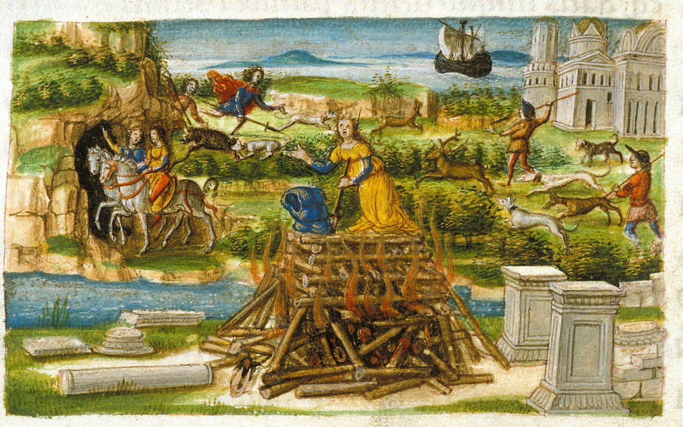 What Women Want: Female readers of Virgil's Aeneid in the Middle Ages