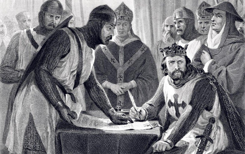 King John and the Making of Magna Carta