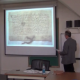 Middle Age Couriers: How Medieval Polish Manuscripts Turned Up in Milwaukee, and How They Got Back Home to Poland Lecture by Neal Pease Given at the University of Kansas on […]