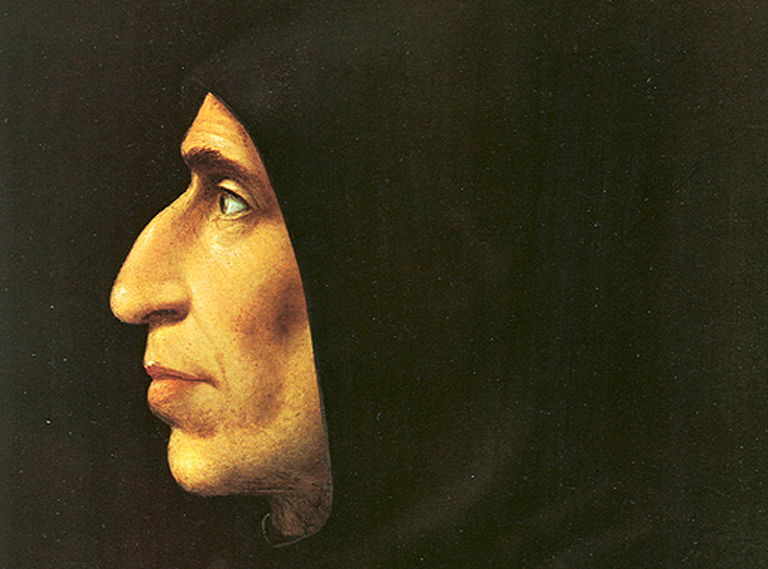 Top Ten Insults against Savonarola