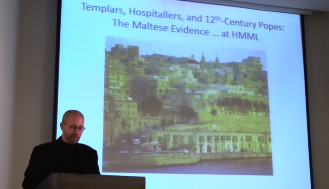 Templars Hospitallers and 12th-Century Popes The Maltese Evidence