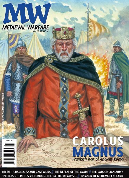 Medieval Warfare Magazine – Volume V Issue 2