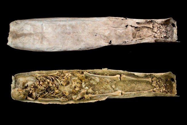 The Inner Lead Casket of the Greyfriars Medieval Stone Coffin Revealed For The First Time in 600 Years - University of Leicester