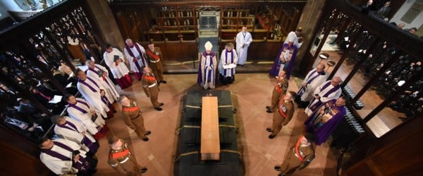 The remains of King Richard III have been laid to rest at Leicester Cathedral, the culmination of a remarkable series of events that began when his body was discovered in 2012 after being lost for hundreds of years.