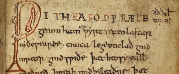 How did people Anglo-Saxon England treat a headache or indigestion? Here are fifteen cures for minor ailments from the Lacucgna, which include what to do if your finger nail falls off, and how Jesus Christ cured Peter's toothache.