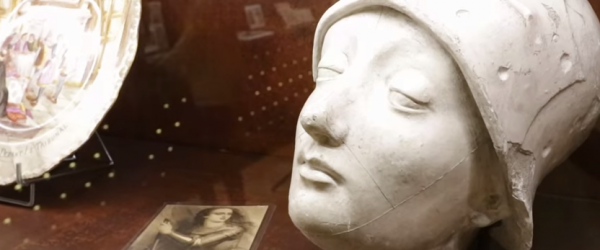 Those interested in the story of Joan of Arc have a new destination - Rouen, where the Joan of Arc History Centre opened last month, making use of a 15th century Archbishop's palace that played a role in history of the Maid of Orléans.