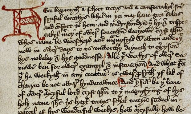 Margery Kempe and her Autobiography
