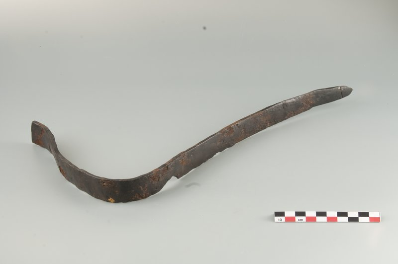 13th-century Mongol sabre discovered in Russia
