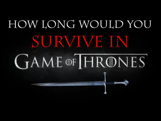 Survive In Game of Thrones