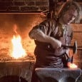 Medieval blacksmiths were loved, hated, thought to have magical healing powers, and able to fend off the devil. Here's a quick look at the men behind the metal.