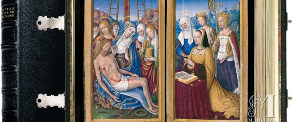 The Great Hours of Anne of Brittany, created between 1503 and 1508 in Tours, France, is undoubtedly a masterpiece of French painting.