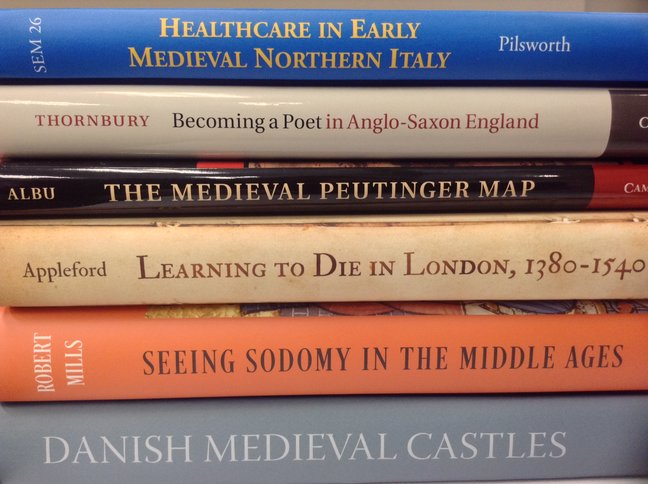 six new books medieval