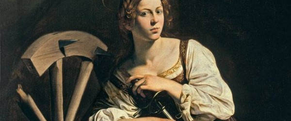 Saint Catherine of Alexandria and her wheel have been well recognized symbols since the beginning of the Middle Ages. Here are 10 interesting tidbits about Saint Catherine: