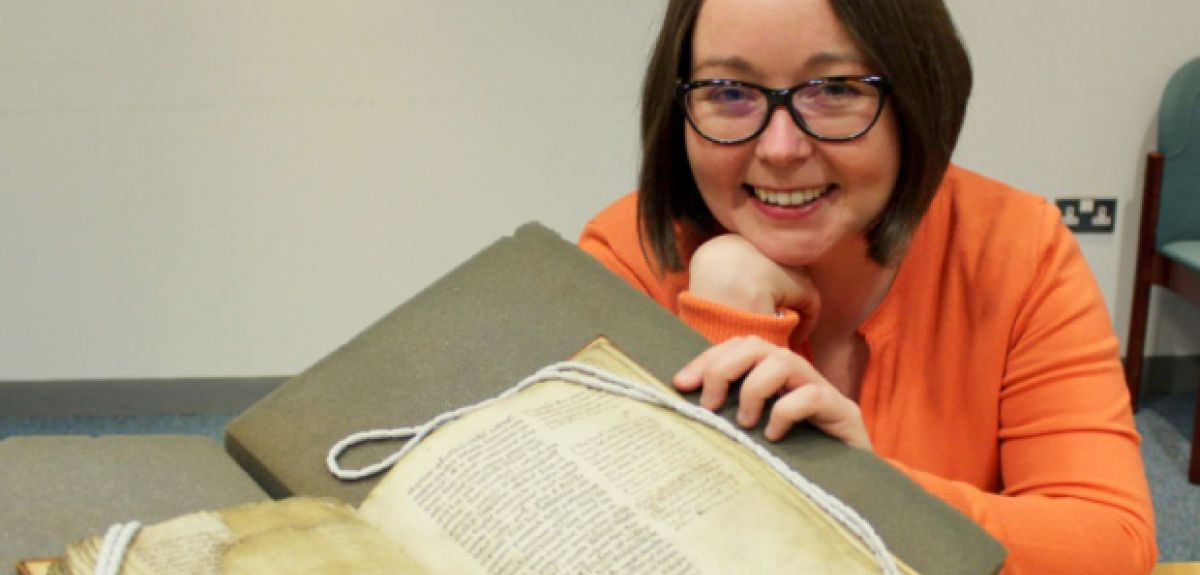 12th-century copy of Consolation of Philosophy was written in Scotland, scholar finds