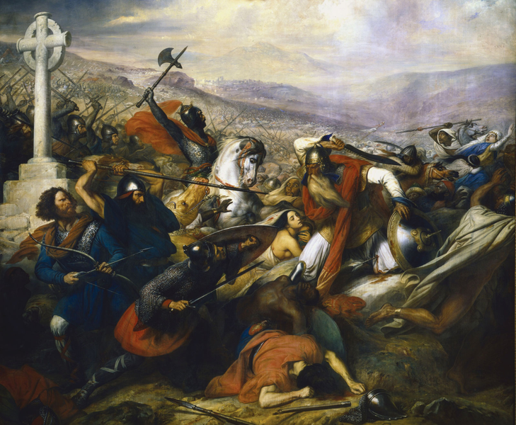 The Frankish War-Machine of Charles Martel