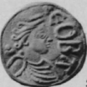 Cynethryth Coin