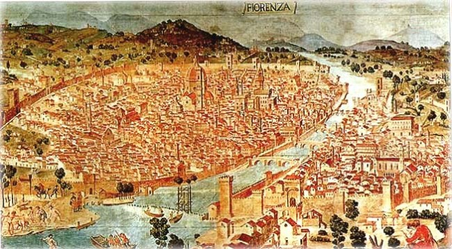 Florence a 1500