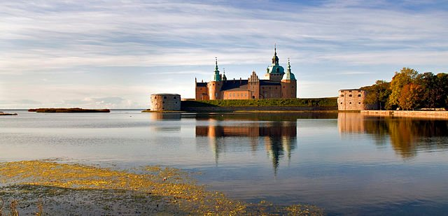 The building of Castles and the administration of Sweden
