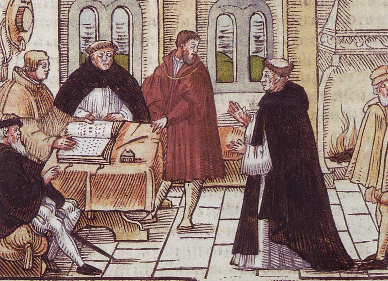 Quiz: Martin Luther And The Protestant Reformation