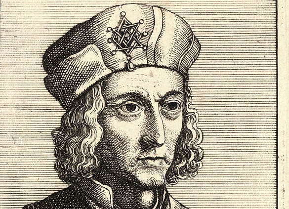 Richard III by  Wenceslaus Hollar (1607–1677)