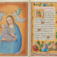 One of the most remarkable books from the Renaissance period, the Rothschild Prayer Book, can now be seen at the National Library of Australia in Canberra.