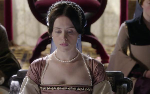 arrest of anne boleyn