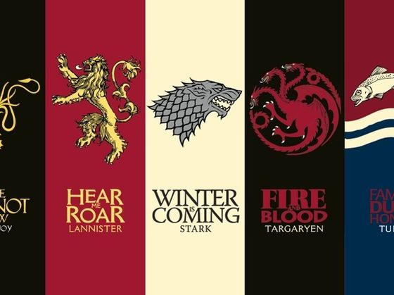 What's Your Game Of Thrones House?