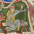 We take a look at ten self-portraits from the Middle Ages.
