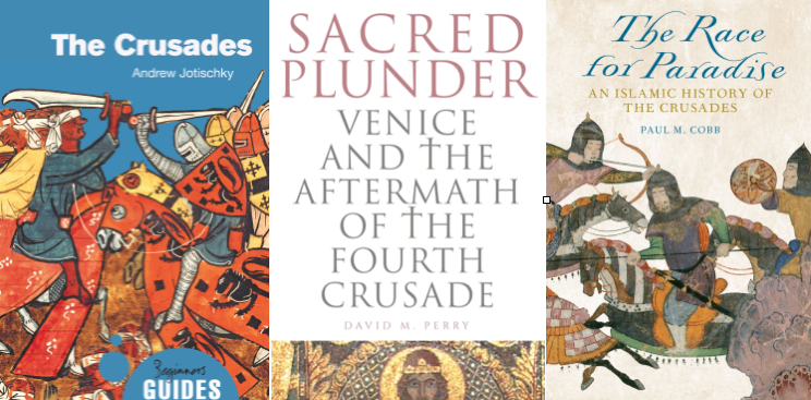 New Books on the Crusades