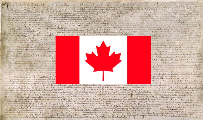 Magna Carta and Canada