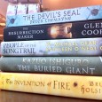 Learn more about these books: See the Sister Fidelma mysteries Wikipedia entry Visit Gear-Gear.com, website for the authors Kathleen O'Neal Gear and W. Michael Gear The Buried Giant review – […]