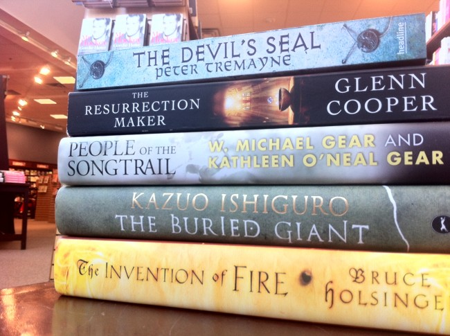 New Medieval Historical Fiction