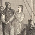 An investigation into the historical models for the legendary/literary figure Ragnar Lothbrok, including discussion of semi-legendary Danish history from the early sixth to late ninth centuries. Presents an argument for a female model, Lothbroka.