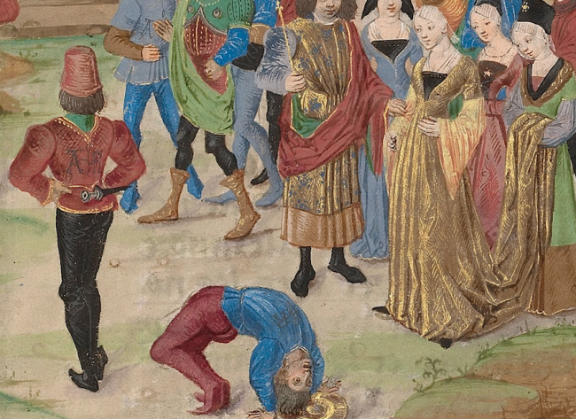 Gender ways in late medieval france